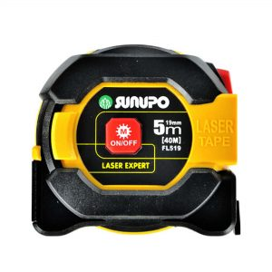 2 in 1 Digital Laser Tape Measure | LGA