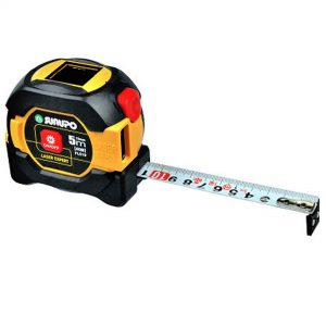 laser tape measure, laser measuring tool, electronic tape measure, LGA