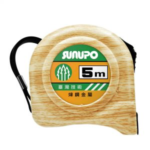 Wooden ABS Cased Tape Measure | DTA-W