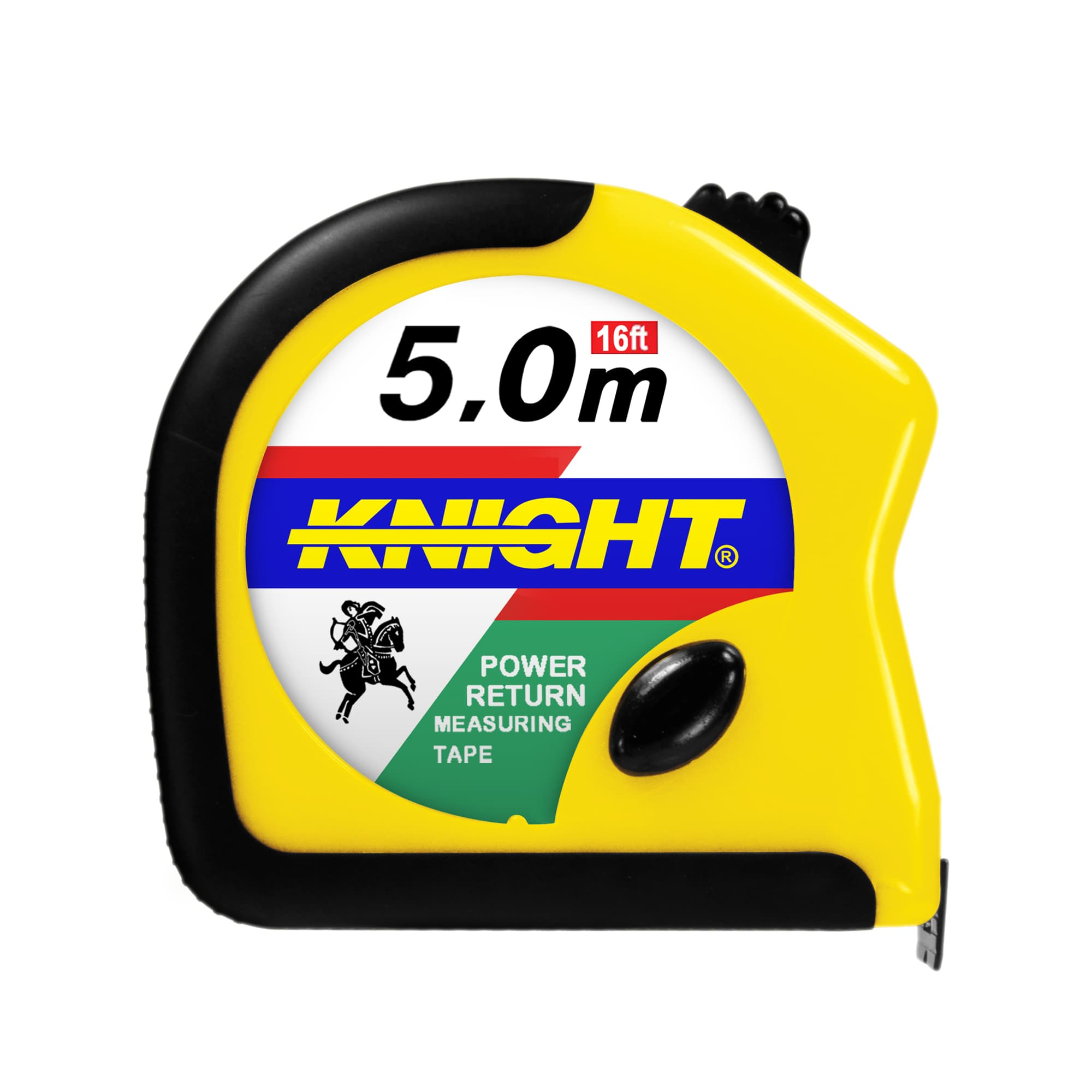 Rubber Cased Tape Measure with Clear Marks | RGA-G